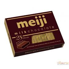 MILK CHOCOLATE 120G (28 CÁI)